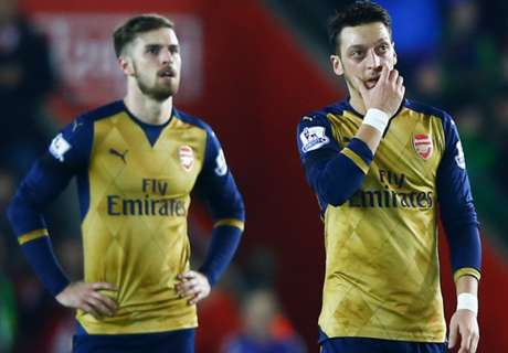 Premier League: Bournemouth 0-2 Arsenal