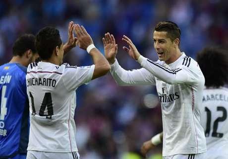 Tim Terbaik La Liga 2014/15 Jornada 38