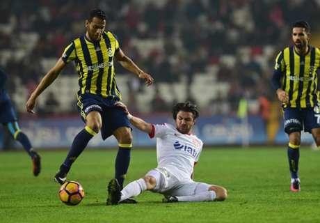 Fenerbahçe onderuit in Turkije