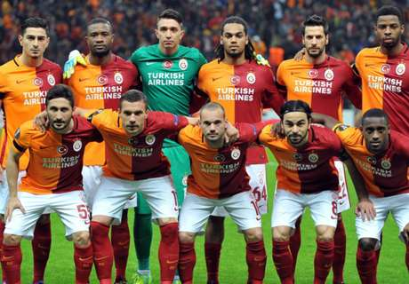 Galatasaray banned by Uefa