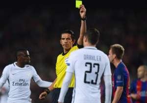 Aytekin leitete das Spiel zwischen Barca und Paris Saint-Germain