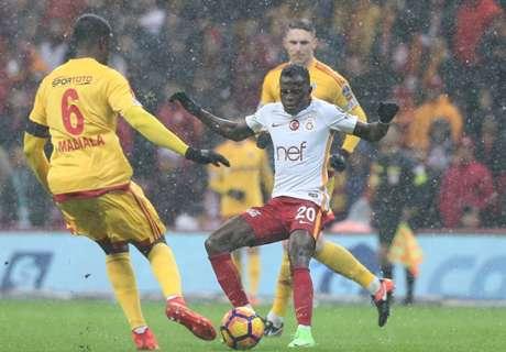 Galatasaray blameert zich in Süper Lig