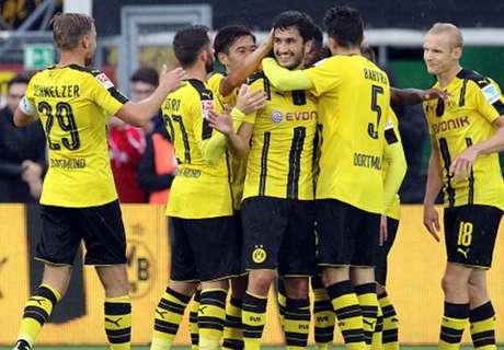 LIVE: Trier vs Borussia Dortmund