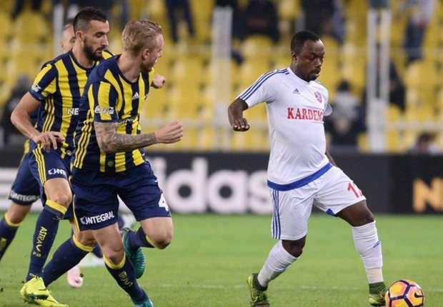 Karabükspor - Fenerbahçe maçının muhtemel 11'leri