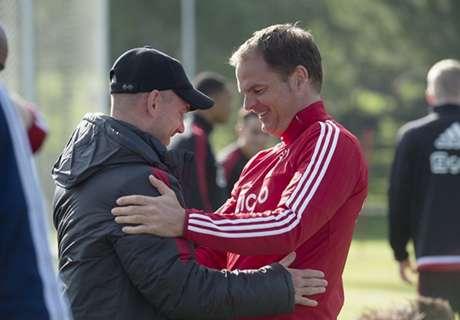 Donk maakt indruk op Sneijder