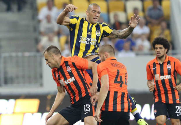 Video: Shakhtar Donetsk vs Fenerbahce