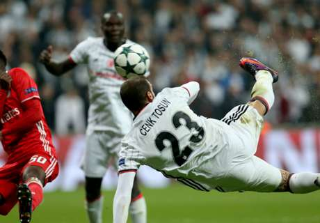 Tosun stunner takes UCL gong