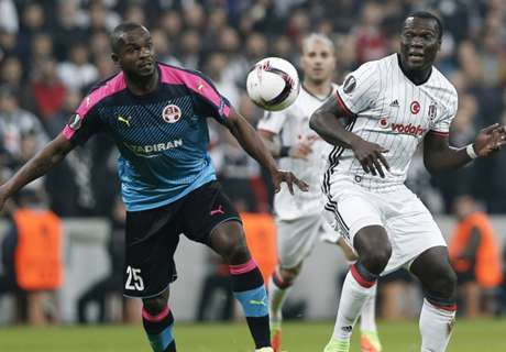 VIDEO - Samenvatting Besiktas - Hapoel