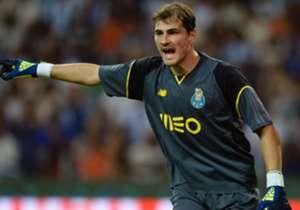 Roma elimina al Oporto de Iker Casillas, la apuesta en la Champions League