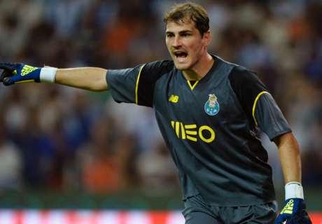 Casillas, contra la prensa