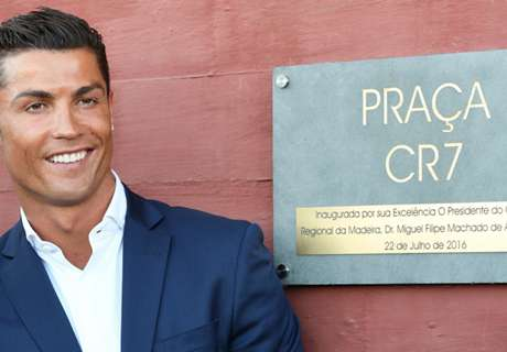 Ryanair también homenajea a Ronaldo