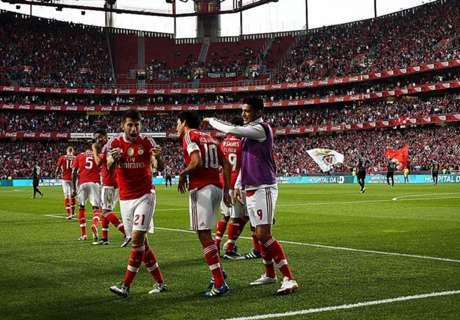 VIDEO - Benfica pakt 35ste landstitel