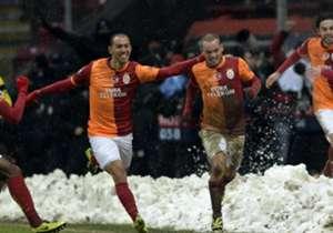 Sıkıntılı geçen günlerden sonra Galatasaray taraftarları eski günlerde yaşadığı şeyleri fazlasıyla özlüyor...