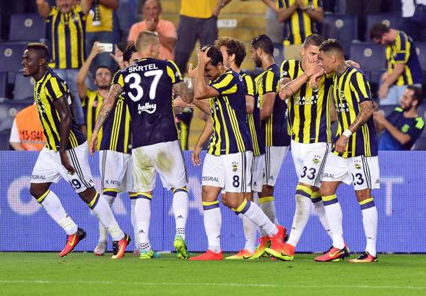 Fenerbahce 2-1 Monaco