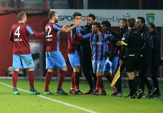 Trabzonspor 4 Adanaspor 1 Maç Özeti Ve Golleri 9 Aralık