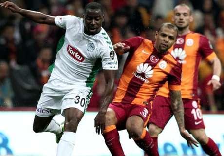 Konyaspor - Galatasaray maçının muhtemel 11'leri