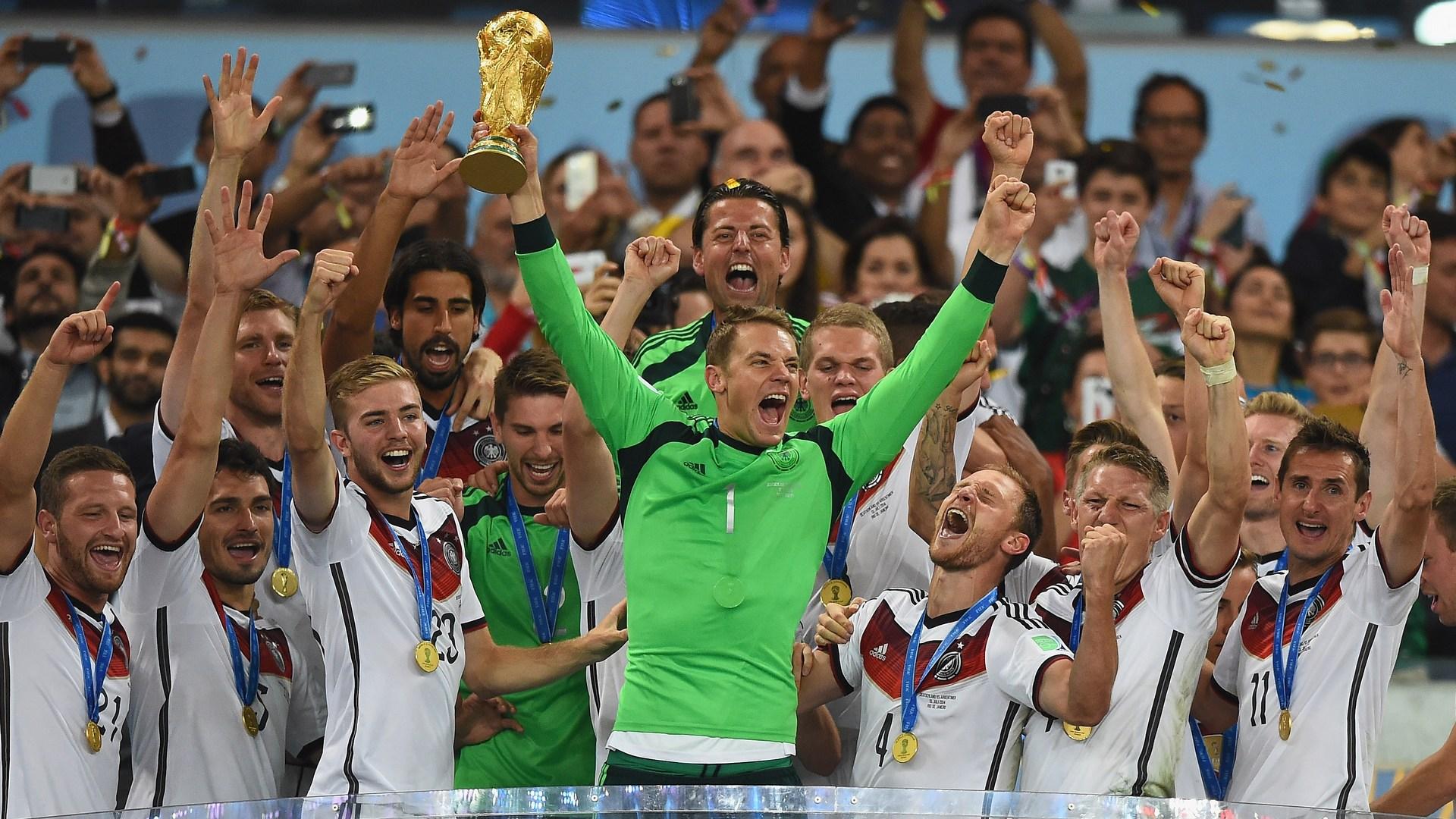 Betting world cup winner