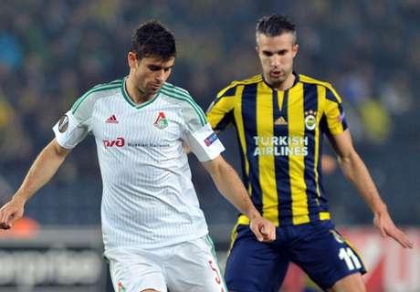 Samenvatting Fenerbahçe - Lokomotiv