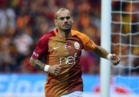 Sneijder wants long-term Gala stay