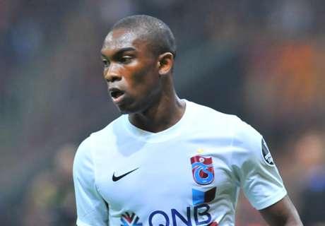 Trabzonspor completes Castillo transfer