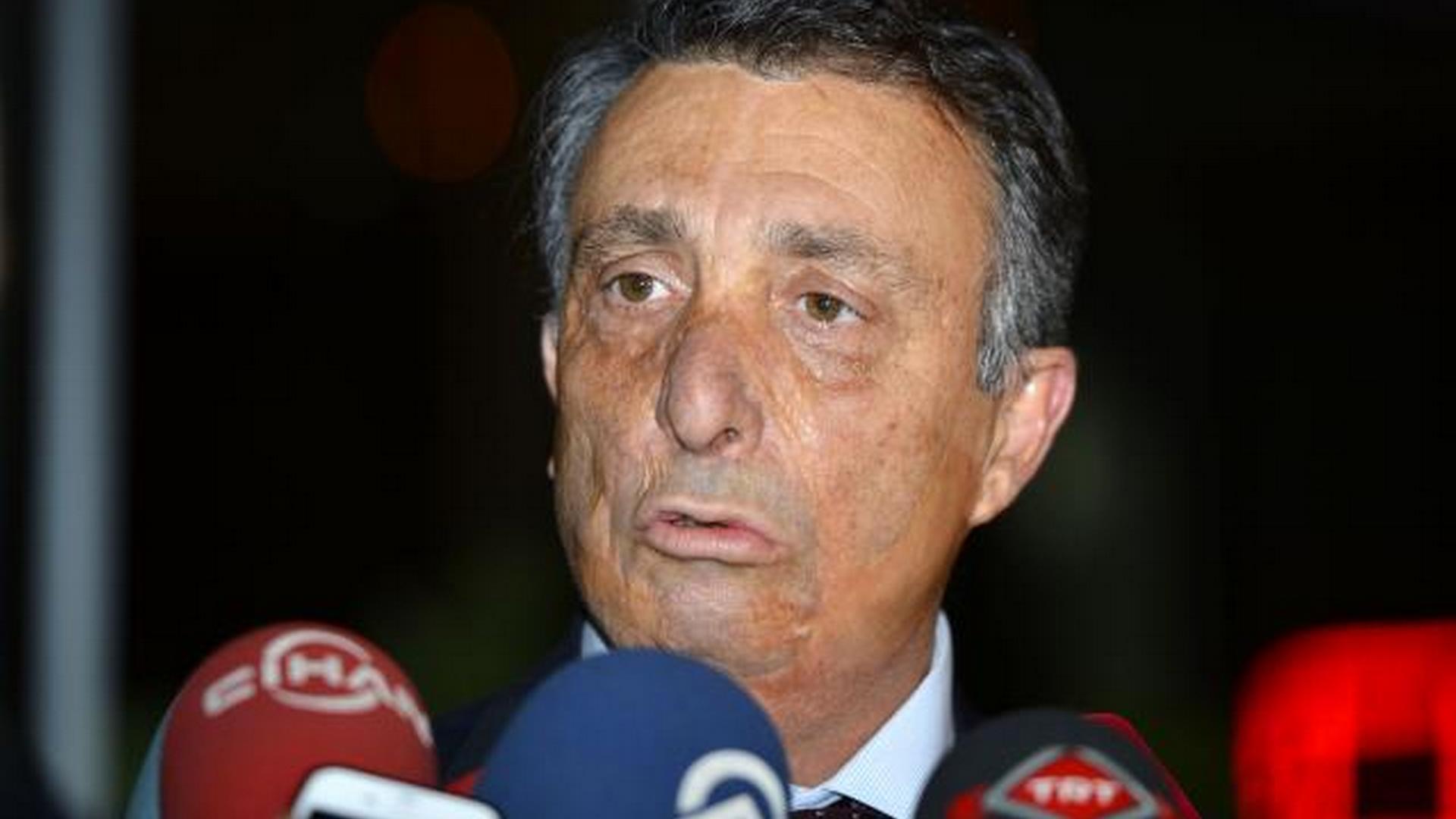 Ahmet Nur Cebi Besiktas