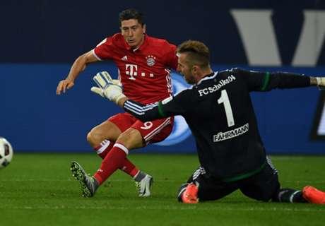 Bayern volvió a ganar