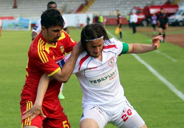 Samsunspor, play-off dışında kaldı: 0-0