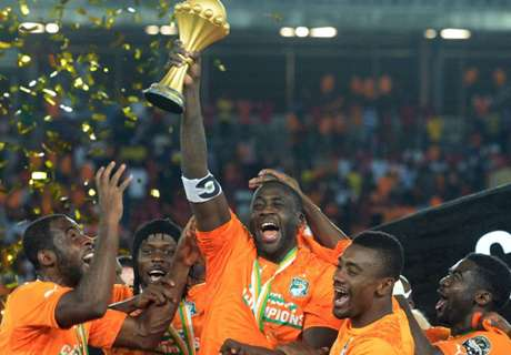 Afcon Stat Pack: Ivory Coast v Togo