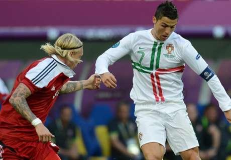 Eliminatorias: Albania 0-1 Portugal