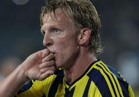 Kuyt: I'm going back to Feyenoord