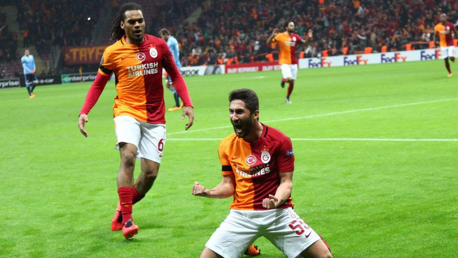 Video: Galatasaray vs Lazio
