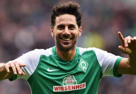 Bundesliga, 32ª - Werder batte Stoccarda