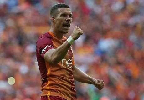 Beijing Guoan make bid for Podolski
