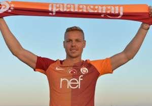 Kolbeinn Sigthorsson, 2016-17 sezonu başında Galatasaray'a transfer oldu, sakatlığı nedeniyle oynayamadan gitti. Bu kaderi paylaşan tek oyuncu da o değil.