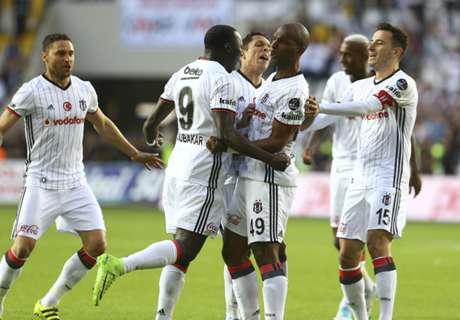 Aboubakar win Turkish league title
