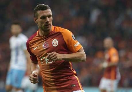 Pokal-Aus für Galatasaray