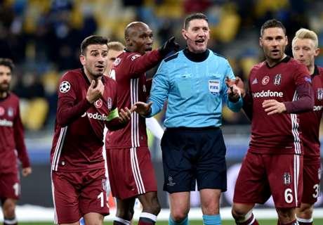 Ratings: Dynamo Kiev 6-0 Besiktas