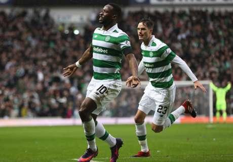 WATCH: Goals from Celtic's win vs Rangers