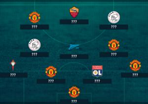 Manchester United'ın şampiyonluğu ile sona eren Avrupa Ligi'nde sezonun en iyilerini seçtik.