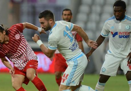 Antalyaspor-OM 2-5 (résumé)