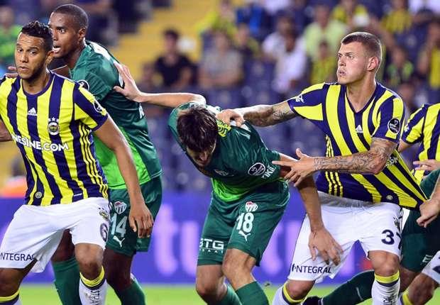 Bursaspor - Fenerbahçe maçının muhtemel 11'leri