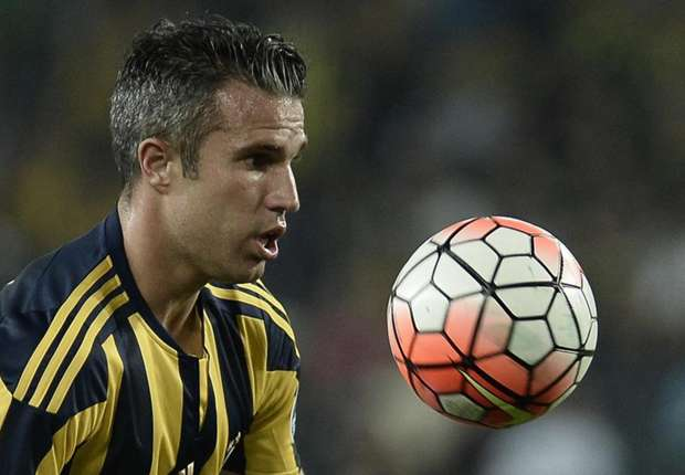 Le superbe but de Van Persie avec Fenerbahçe