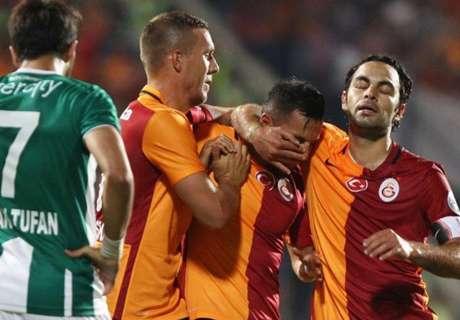Le Galatasaray gagne la Supercoupe