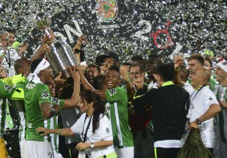 Atletico Nacional's new legacy