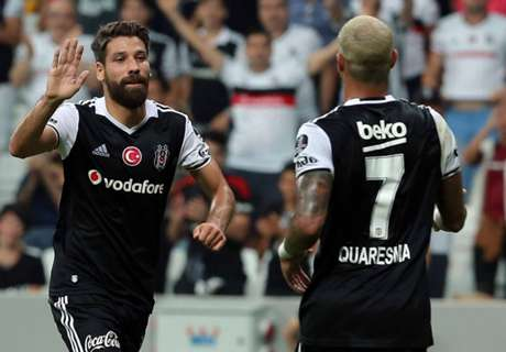 Besiktas to soar on remarkable gift