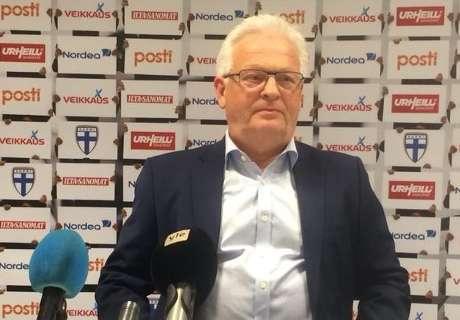 Hans Backe Pelatih Baru Finlandia