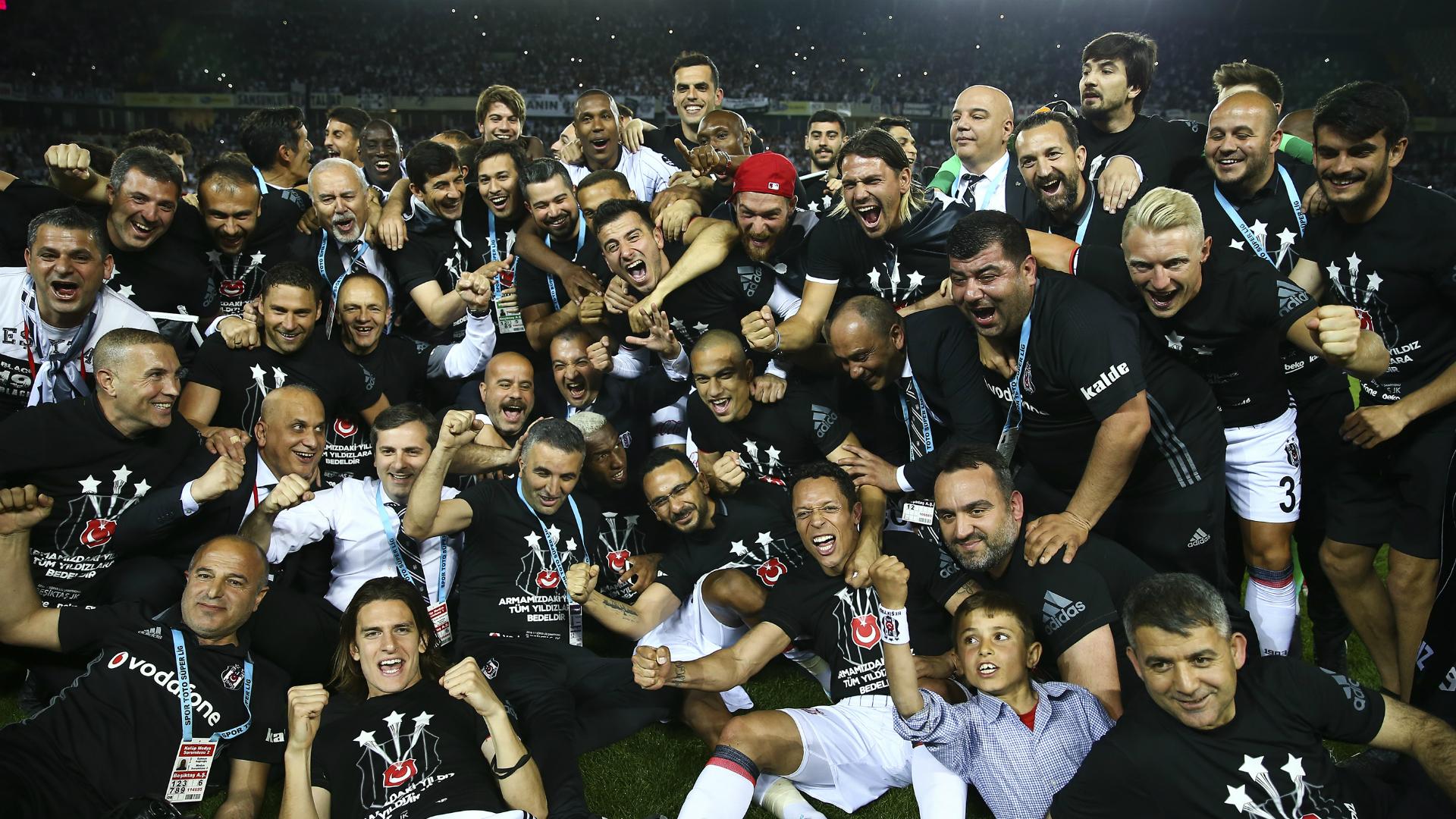 Besiktas champions