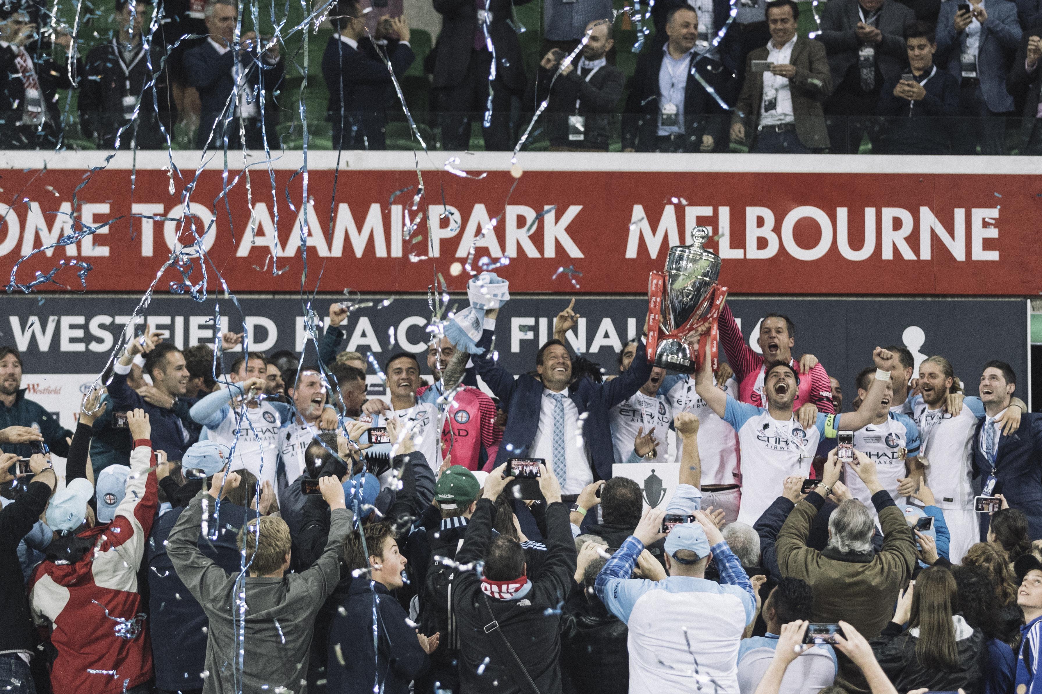 Jvs FFA Cup Final win