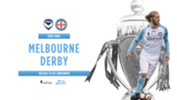 Melb Derby Graphic