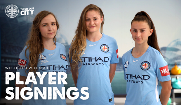 W-League signings